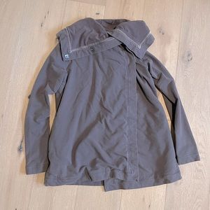 Lululemon savasana wrap grey 6